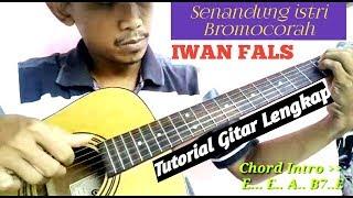 Tutorial Gitar - IWAN FALS ( Senandung Istri Bromocorah )