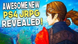 Awesome NEW PS4 JRPG! MASSIVE Game Reveal SOON?!