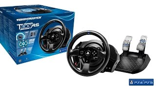 Thrustmaster T300 RS Racing Wheel Unboxing and Review