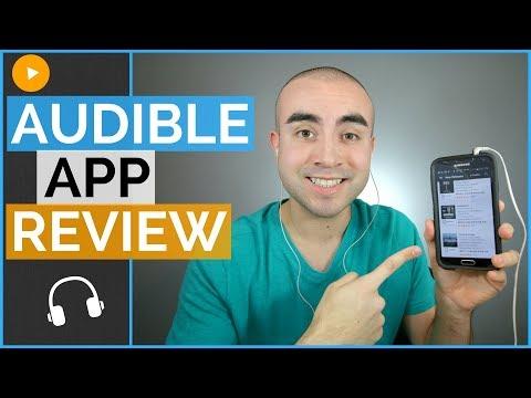 The Best AudioBook App? - Amazon Audible Review