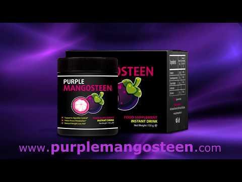 Purple Mangosteen - How To Get Slim Easy