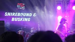 Watch Shirebound  Busking A Million Little Things video