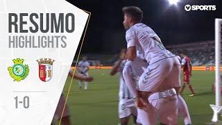Highlights   Resumo: Vitória FC 1-0 SC Braga (Liga 19/20 #5)