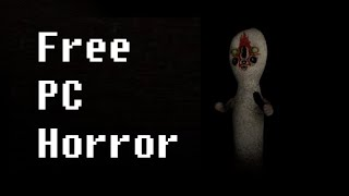 Free Horror games on PC - McStabYou