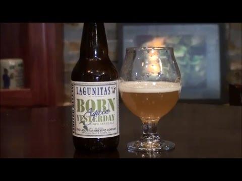 Born Again Yesterday (2017) -- Lagunitas Brewing Company