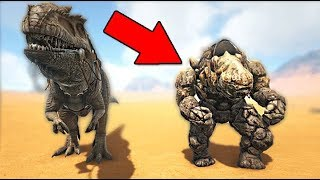 Is a Rock Golem or Giga BETTER? - ARK