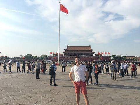 Beijing In 24 Hours - Tiananmen Square (Part 2 of 4)