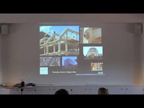 AIX Seminarium: Hållbarhet med träbyggnad som strategi och metod