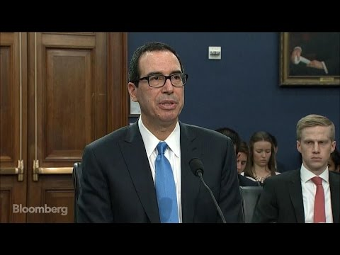 Mnuchin Says Markets Want U.S. to Raise Debt Ceiling