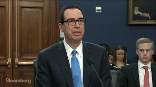 Mnuchin Says Markets Want U.S. to Raise Debt Ceiling