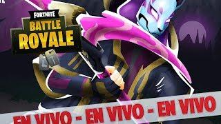 🔴 ¡TRAS LA VICTORIA ANTES DE DORMIR | FORNITE!