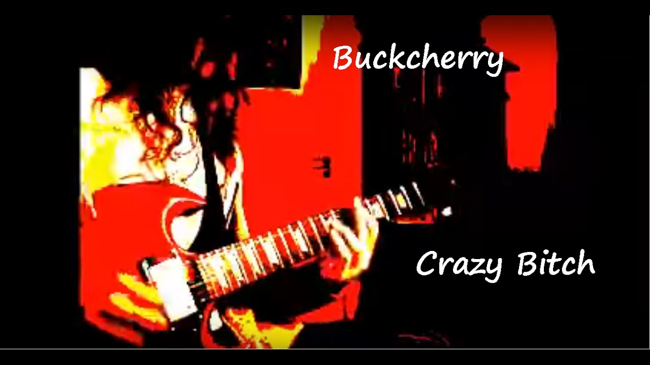 Black cherry crazy bitch