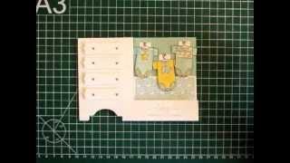Creatief Kaartje - Baby Commode