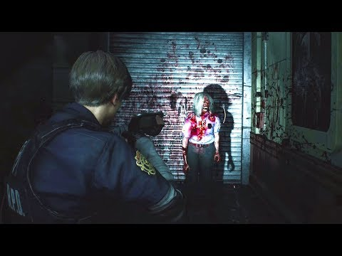 ITS TERRIFYING | Resident Evil 2 Remake Gameplay