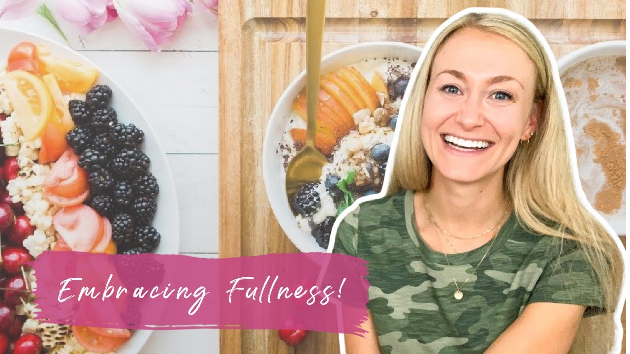 How To Identify Fullness! How To Feel Your Fullness And Find Comfortable Satisfaction