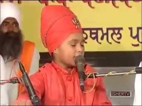 Gurbani-kirtan By Little Boy