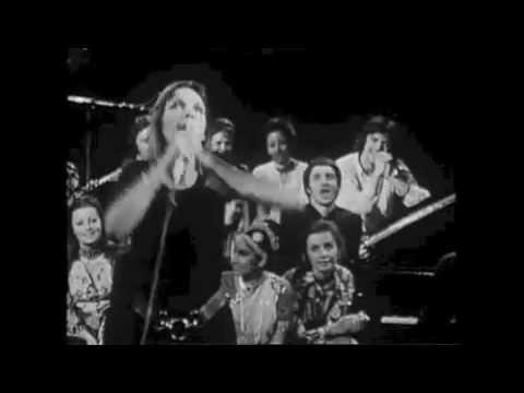 Marie Laforêt - Calor la vida (live 1973)