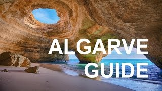 Séjour en Algarve : carte postale vidéo et guide de voyage express de l'Algarve