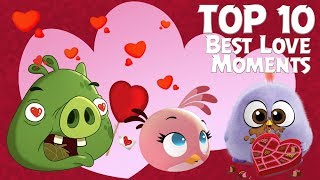 Angry Birds - Top 10 Best Love Moments Compilation
