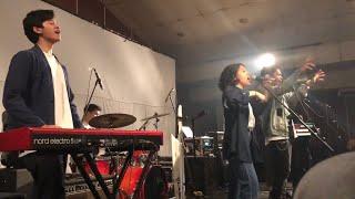 Hindia - Jam Makan Siang (Live at Rossi Musik, Jakarta 18/10/2019)