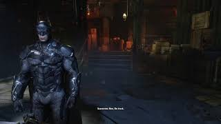 Batman: Arkham Knight - Part 39 [4K, 60fps, and No Commentary]