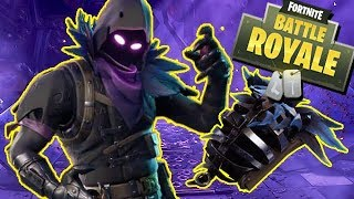 RAVEN SKIN KOMMT! Hype - Fortnite Battle Royale Gameplay German