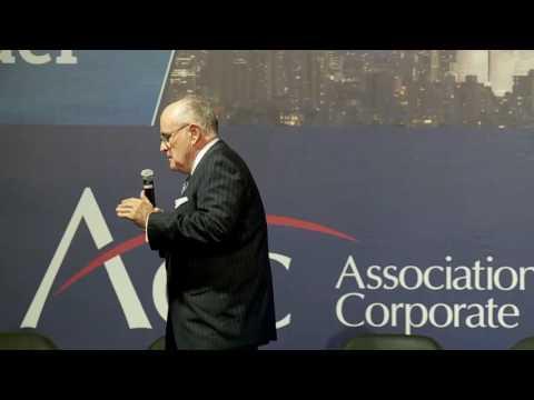 2016 Annual Event: Leadership - Rudolph W. Giuliani