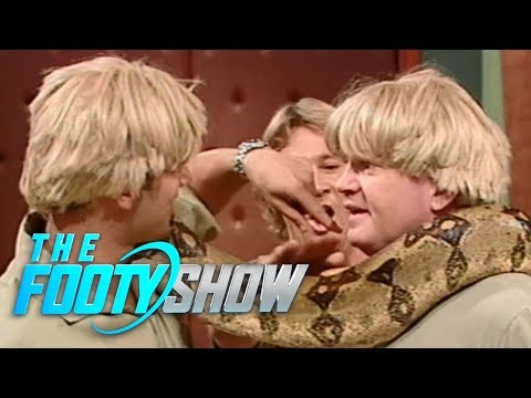 Fatty says Goodbye to The Footy Show | NRL Footy Show 2018