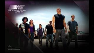 FAST FIVE LAST SONG