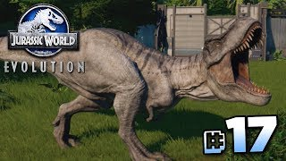JURASSIC WORLD EVOLUTION! Welcoming to our park the fan favourite T...