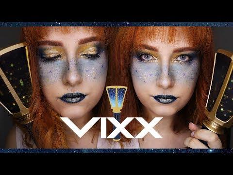 vixx-lightstick-makeup---fangirling-mary