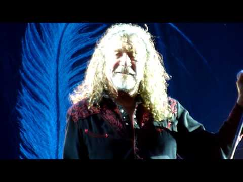 Robert Plant - Bluebirds Over The Mountain...