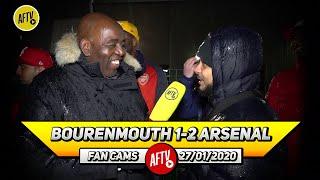 Bournemouth 1-2 Arsenal | Guendouzi & Saka Bossed It! (Troopz)