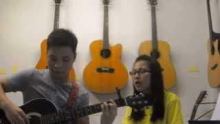 Tình Yêu Màu Nắng - Cover By Khánh Chi ft GT Minh Hà (Demo)