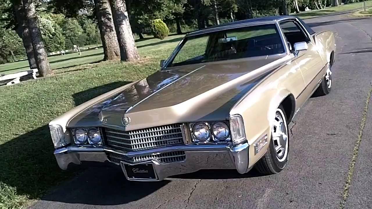 1970 cadillac eldorado www supersportmotors com sold