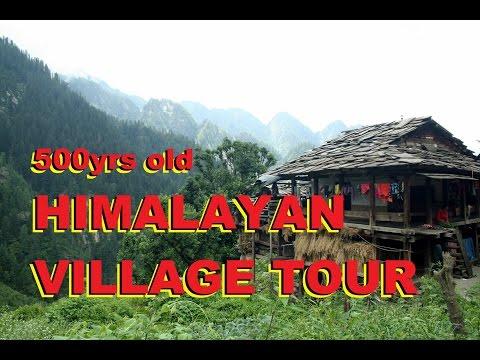 My tour to 500 years old Hallan Village, Manali, Himachal Pradesh