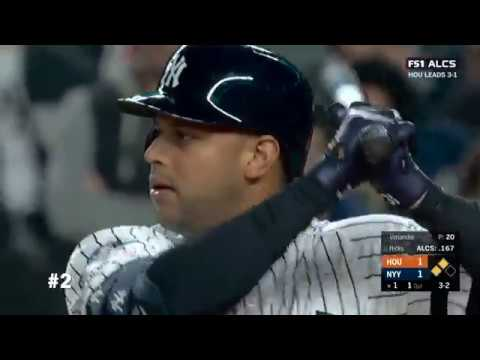 Yankees 10 Greatest Home Run Moments of 2019