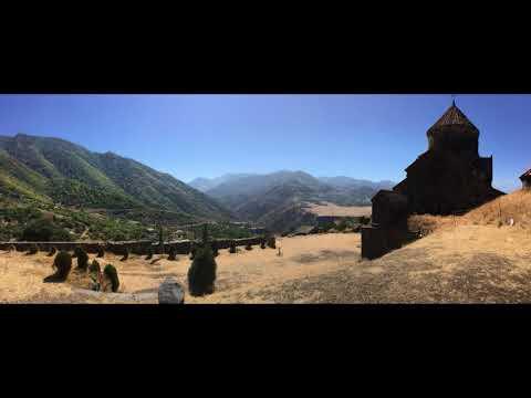 Armenia, The Debed canyon