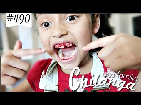 "QUE LE PASO A MI HIJAAA??!!! VLOGS DIARIOS #490 ""Una Familia Chilanga"""