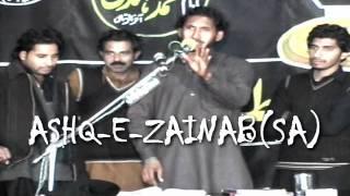 Hai Baikaar Teri | Zakir Habib Raza Jhandvi