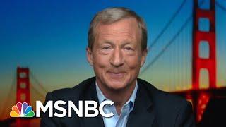 California Billionaire Investing Millions To Impeach President Donald Trump | Hallie Jackson | MSNBC