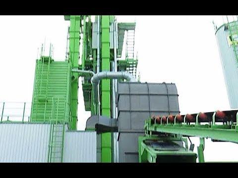 В июне в Салехарде запустят асфальтобетонный завод