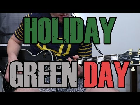 Holiday - Green Day (Guitar and Bass Cover)