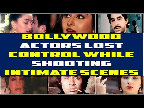 Actors Lost Control while doing intimate  Scenes:: Lot of male actors mentioned that it's difficult to do intimate scenes and many of them have to apologize later on to female co-star for