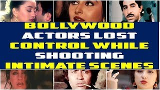 Actors Lost Control while doing Intimate Scenes: Jacqueline I Vinod khanna I Ranjeet I Dalip Tahil