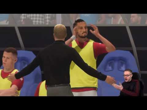 MARK GOLDBRIDGE STARTS NEW SUPER LEAGUE CAREER MODE   FIFA 21