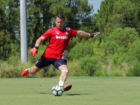 Pre-Season 2016 | Shay Given On Ireland and Stoke City