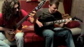 АРИЯ - Дух Войны (кавер, две гитары)