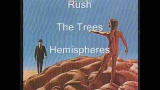 Rush-The Trees (lyrics)