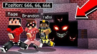 Never Go to The 666 Coordinates in Minecraft.. *THIS IS WHY* - REALMS EP40